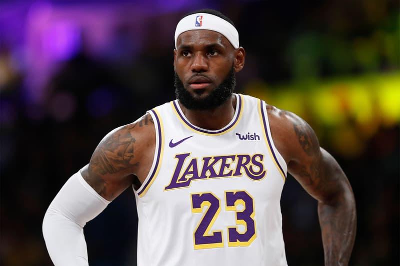 NBAのスーパースター レブロン・ジェームズは靴を脱いだら身長がアップする?lebron james kevin durant kd ケビンデュラント