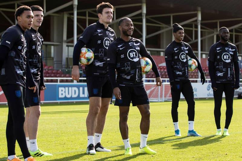ナイキが黒人歴史月間を祝したサッカー・イングランド代表のスペシャルキットを公開 Nike's Black History Month Kit for England national Team soccer football jersey uk