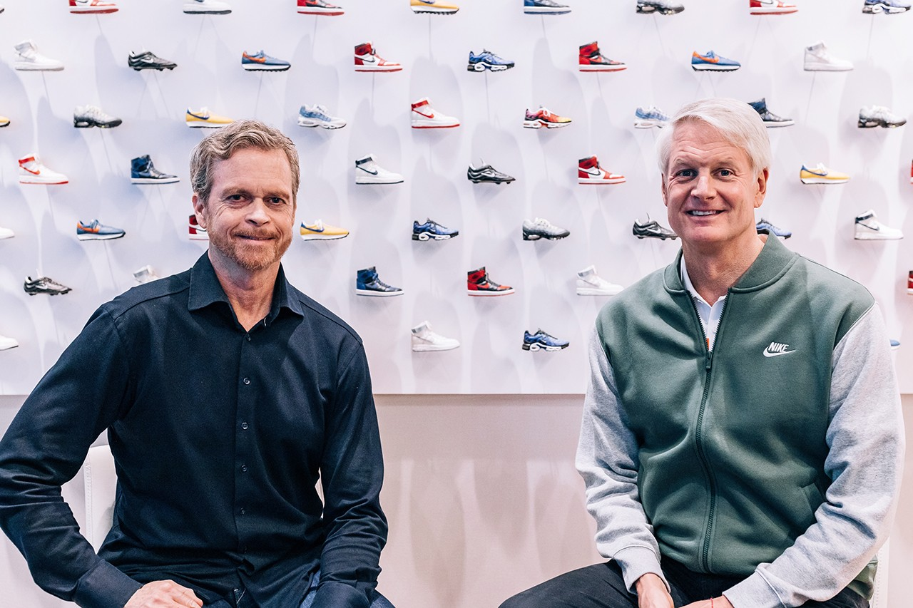 NIKE UNITED ARROWS & SONS MARK PARKER INTERVIEWS MOTOFUMI
