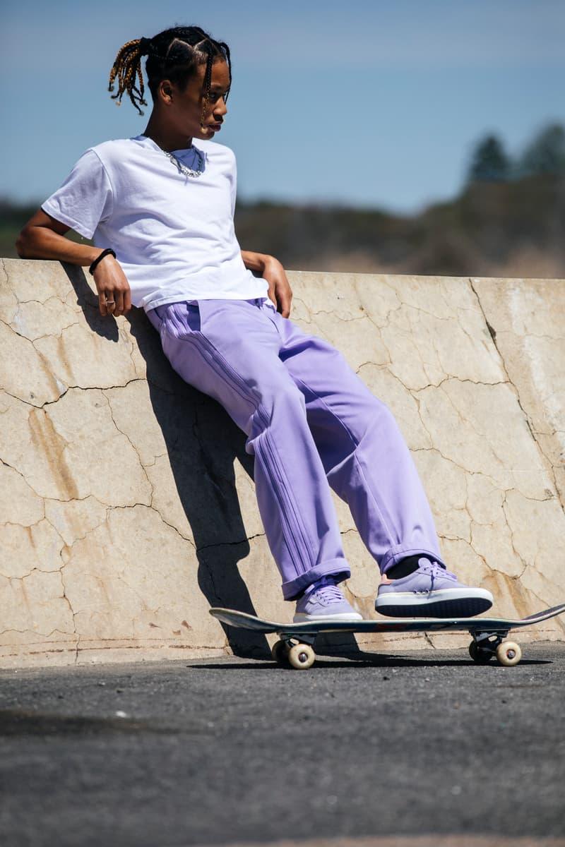 ノラ・ ヴァスコンセロス  Nora Vasconcellos アディダス adidas スケートボード 女性 プロ フリース チノ オンライン