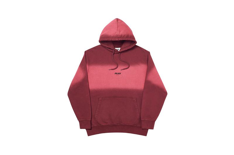 Palace skateboards fall winter 2019 tracksuits buy cop purchase release information london cordura ripstop polartec reflective
