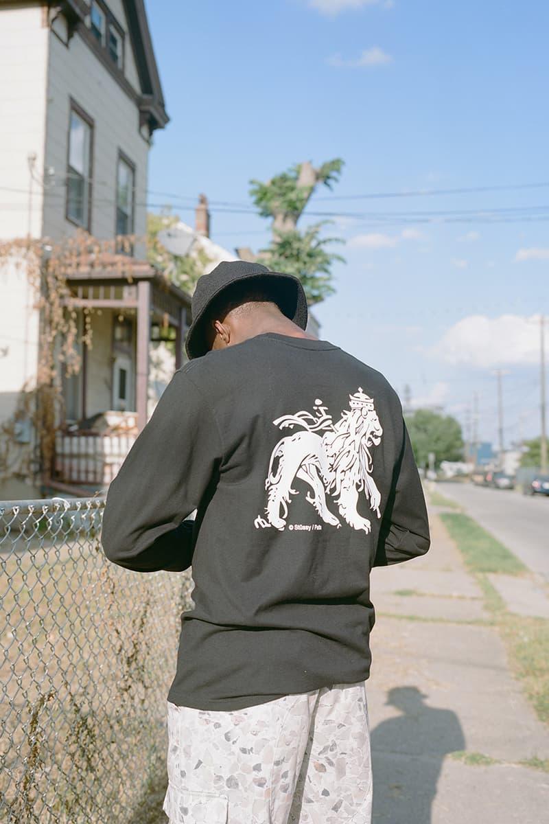 Patta パタ x Stussy ステューシー Fall/Winter 秋冬 コラボ カプセル 2019 Collaboration Lookbook fw19 drop release date info buy jacket shirt pants