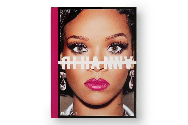 Rihanna リアーナ Phaidon Announcement ビジュアル 自叙伝 Visual Autobiography 自伝 写真集 Over 1,000 Images Personal Live フェンティ バルバドス Barbados Musician 女性アーティスト Intimate Narrative Haas Brothers Limited Edition Art Book Stand Special Edition Hardcover