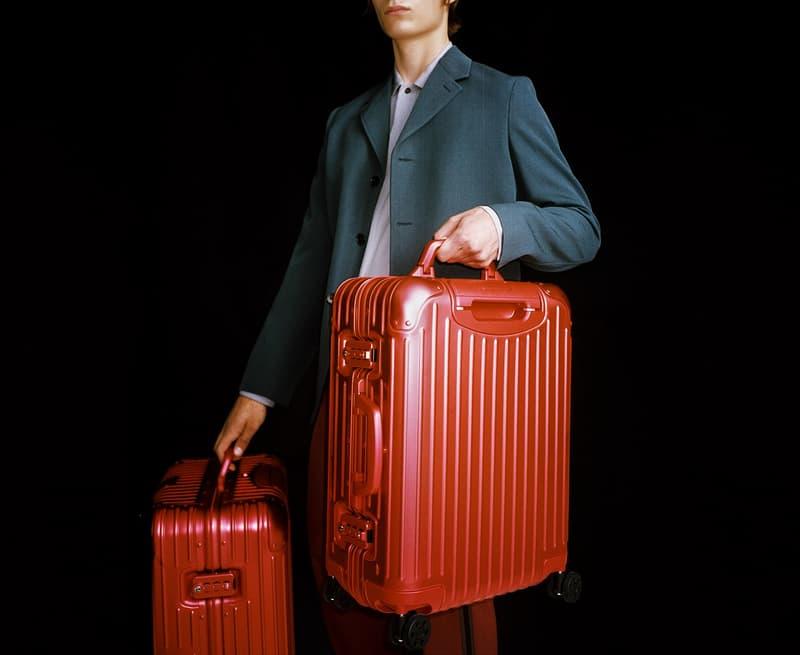 RIMOWA リモワ スーツケース キャビン チェックイン トランクプラス アルミニウム合金製