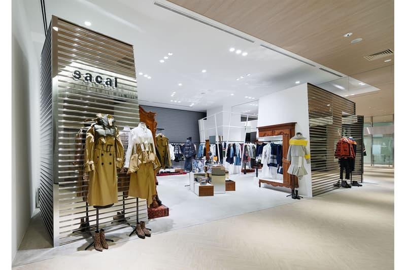 サカイ sacai が渋谷スクランブルスクエア店のオープンを記念した限定アイテムを発売