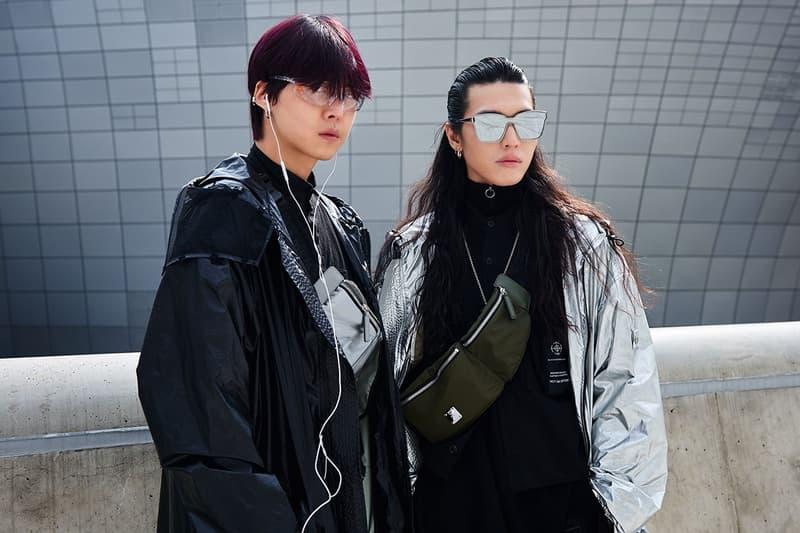 ストリートスナップ:2020年春夏 ソウルファッションウィーク Seoul Fashion Week Spring/Summer 2020 Streetsnaps Street Fashion Streetwear Fall Clothing Outewear Coats Bold Prints Looks Photography Styling Sneakers