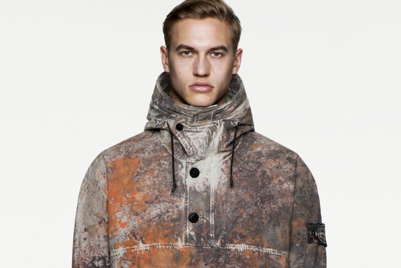 Stone Island ストーンアイランド Fall Winter  秋冬 2019 FW19 最新 カプセル コレクション jackets outerwear trousers jackets sweaters t shirts camo カモ柄