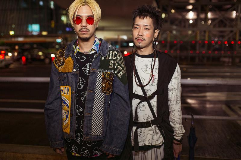 ストリートスナップ:楽天ファッションウィーク 2020年春夏 Streetstyle : Rakuten Fashion Week TOKYO Spring/Summer 2020