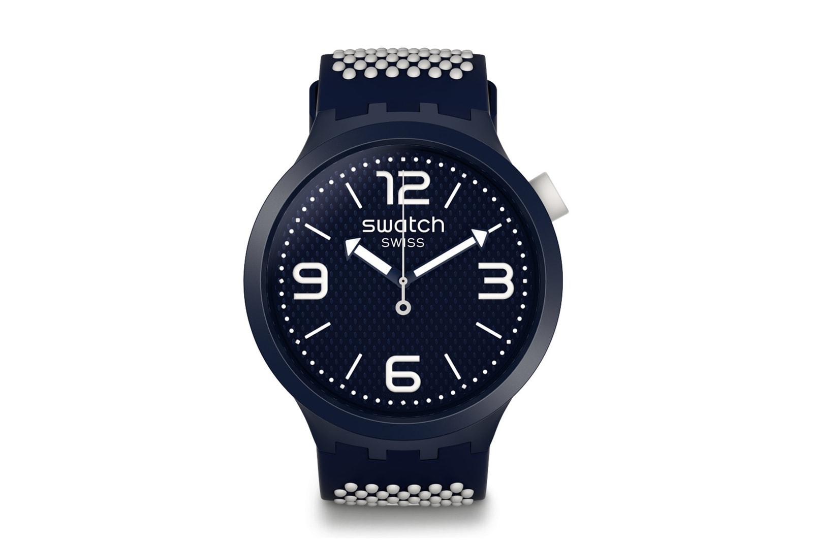 大胆不敵な個性を放つ swatch BIG BOLD ビッグボールド コレクション 新色4型が登場 スウォッチ