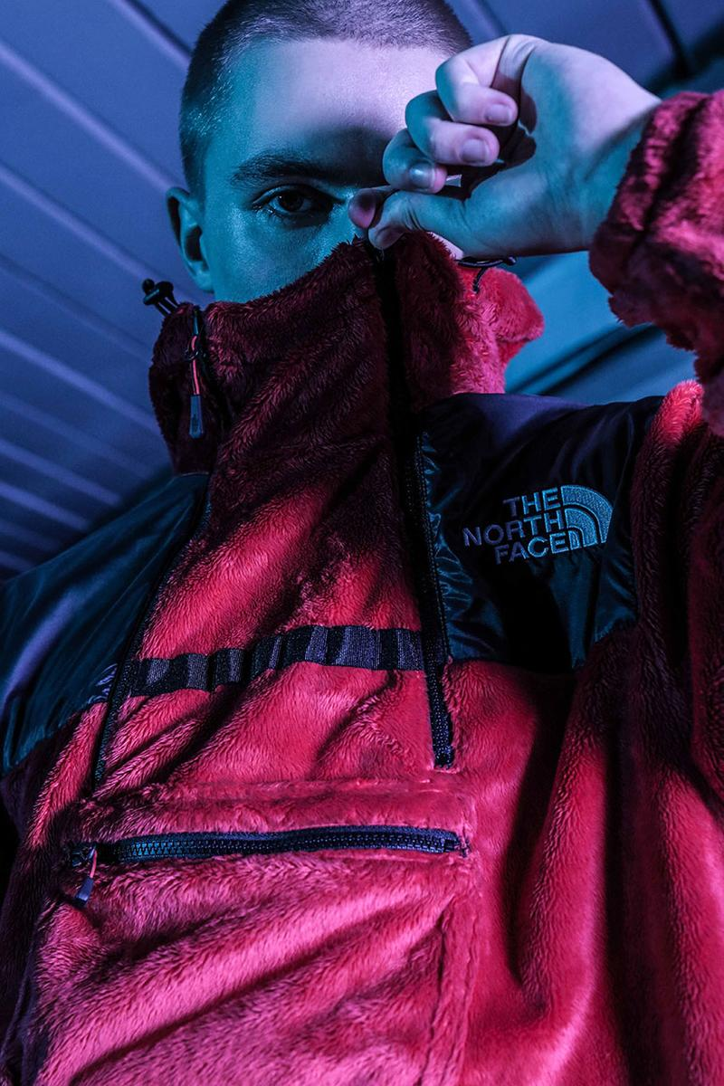 THE NORTH FACE URBAN EXPLORATION ザ・ノース・フェイス・アーバン・エクスプロレイション NUPTSE ヌプシ STEEP TECH スティープテック TECH WOOL テックウール ダウン ジャケット パンツ