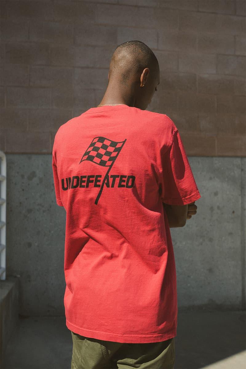 UNDEFEATED アンディフィーテッド オリジナルアパレル 2019年秋冬 コレクション 第3弾目 アイテム 登場 ドロップ 発売