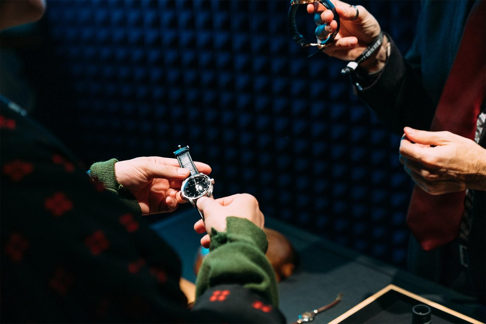 Audemars Piguet オーデマピゲ 高級 ウォッチ 時計  六本木 展示 エキシビジョン Mathieu Lehanneur(マシュー・レヌーヌー)が創造した世界観を、Dan Holdsworth(ダン・ホールズワース) 池田亮司、Alexandre Joly(アレクサンドル・ジョリー)