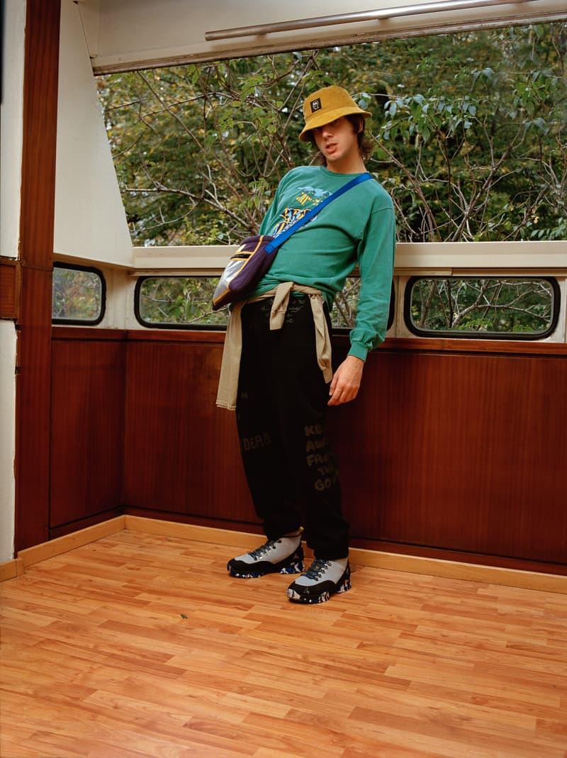 ブレインデッド Brain Dead Winter 2019 Collection Lookbook fall clothing fashion