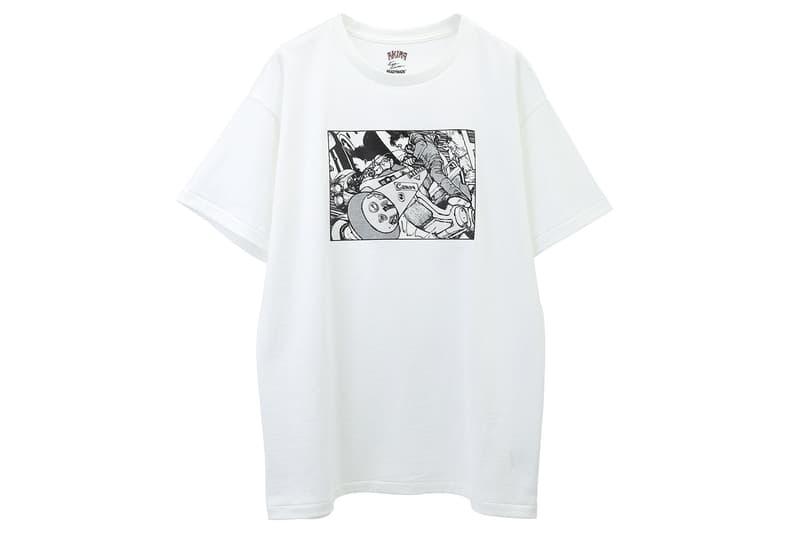 アキラ レディメイド ナナナナ READYMADE と nana-nana を迎えた AKIRA Art of Wall のコラボプロダクトが GR8 にて発売