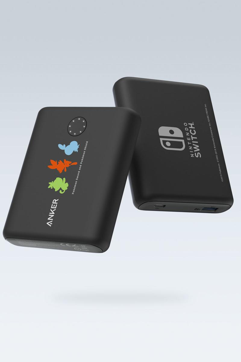 アンカー Anker が ポケモン『ポケットモンスター ソード・シールド』とのコラボ大容量モバイルバッテリーを発売