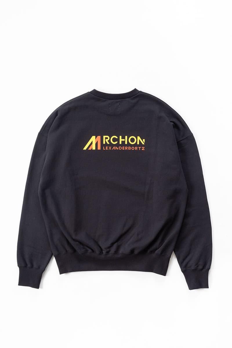 アルコン 国内シーンの次代を担う ARCHON が気鋭フォトグラファー アレキサンダー・ボルツとの新作コラボアイテムを発売