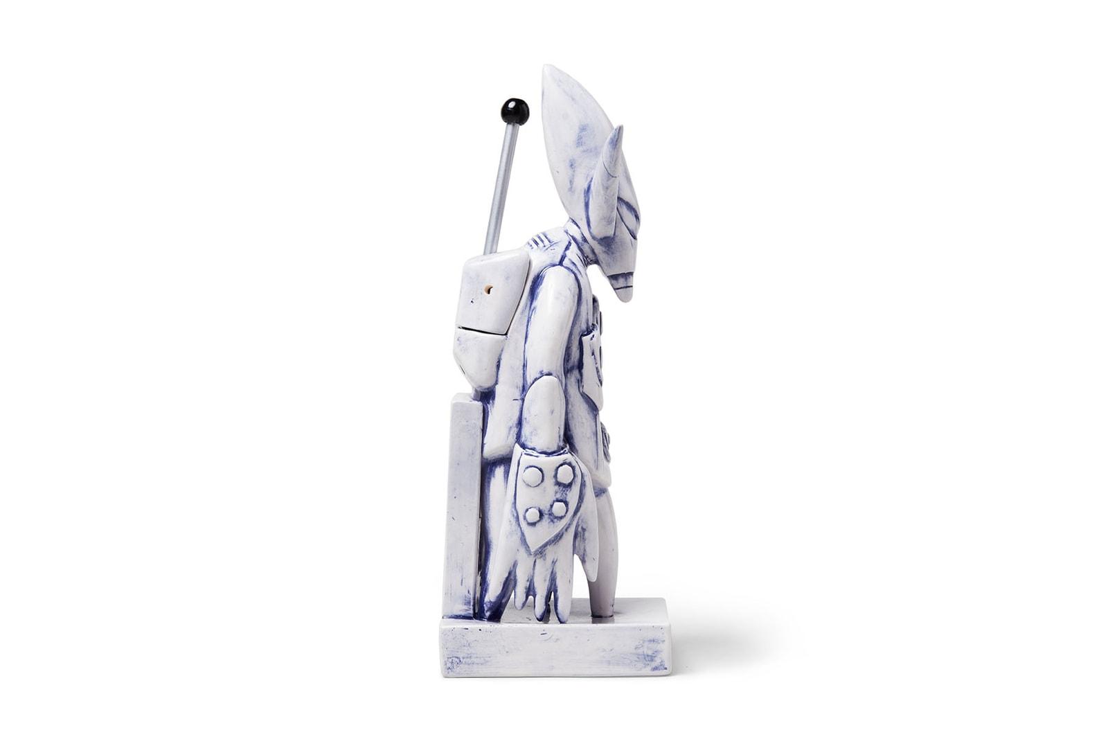 フューチュラ x ネイバーフッドのインセンスチャンバーが発売 futura neighborhood fl incense chamber collaboration generation z the mass exhibition artworks editions collectibles