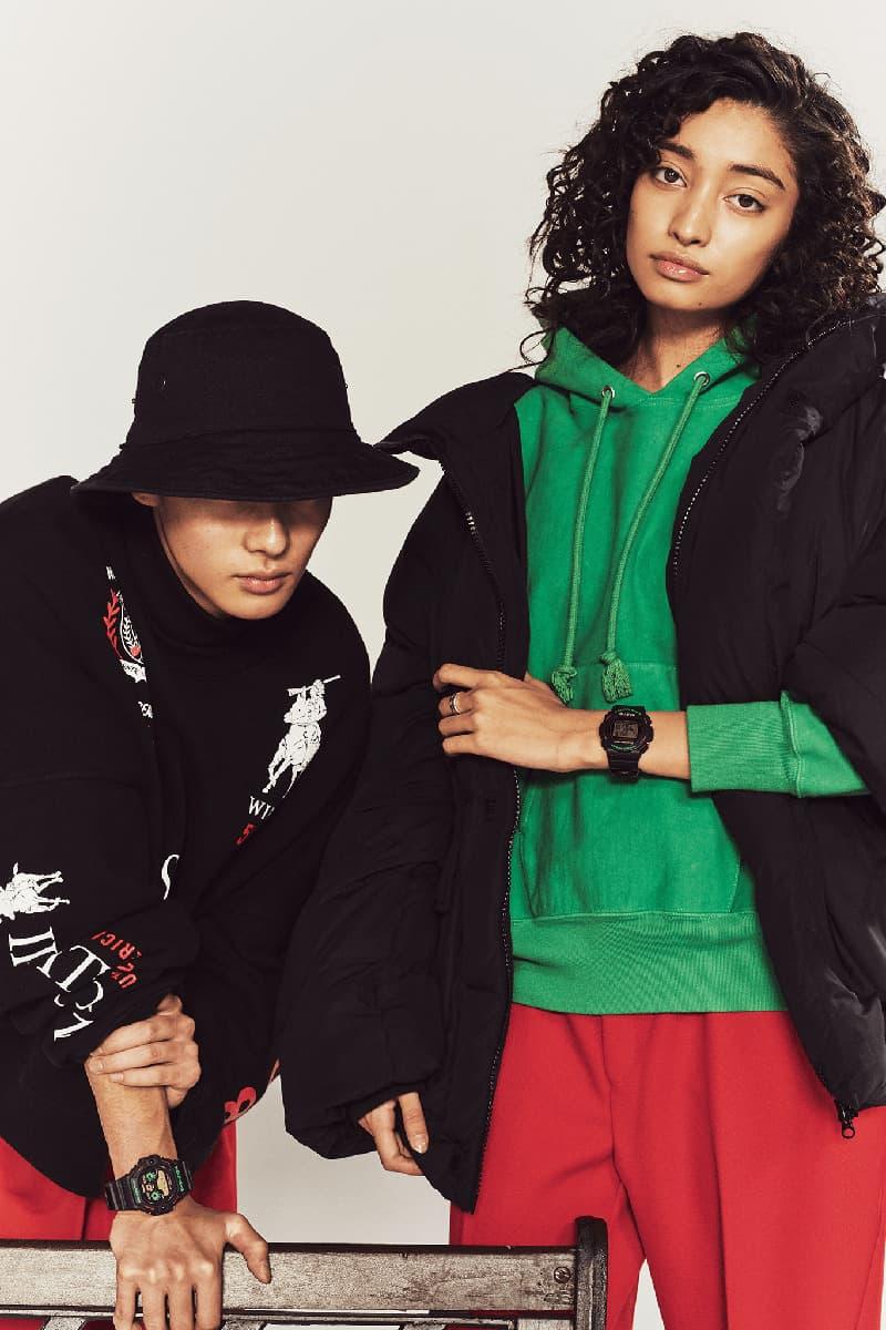 """G-SHOCK / BABY-G が """"THROWBACK 1990s"""" をテーマにしたブランドカタログを発表 カシオ 時計 ウォッチ"""