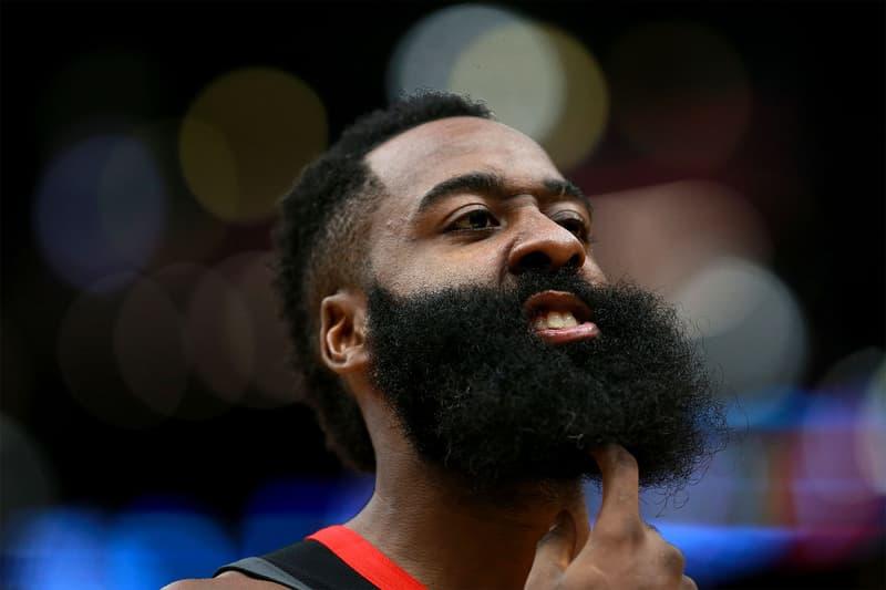 """""""ヒゲの化身"""" ジェームズ・ハーデンは """"バスケの神"""" マイケル・ジョーダンを超えるのか? james harden Michael Jordan NBA"""