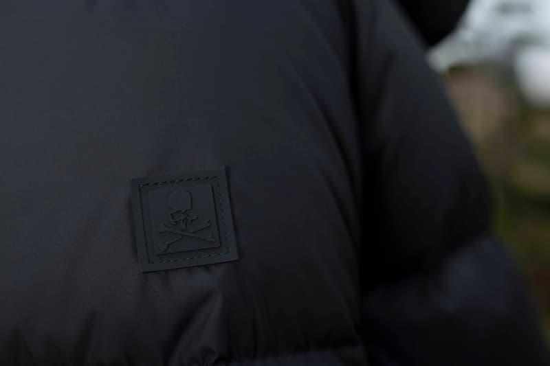 Woolrich×Mastermindによる初のコラボレーションアイテムが登場 Woolrich mastermind JAPAN Capsule