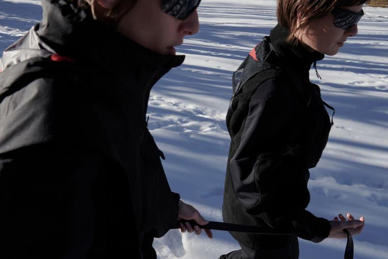 マシュー・ウィリアムズ x Nike からコラボコレクション第3弾が登場 nike matthew m williams collection 003 joyride cc3 setter outdoors jacket pants release date info photos price cu7623 002 001