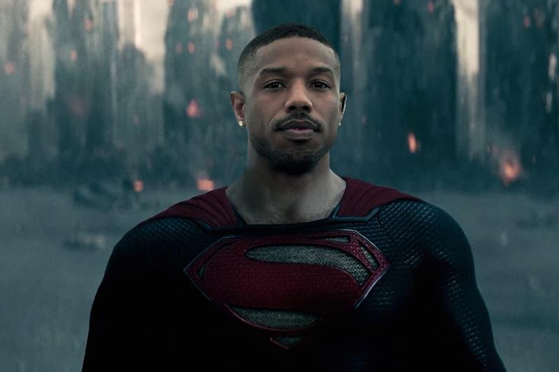 映画『ブラックパンサー』で悪役を演じていたマイケル・B・ジョーダンが次のスーパーマン? DC Comics Michael B. Jordan Warner Bros Superman Green Lanturn Movie Joker R-rated