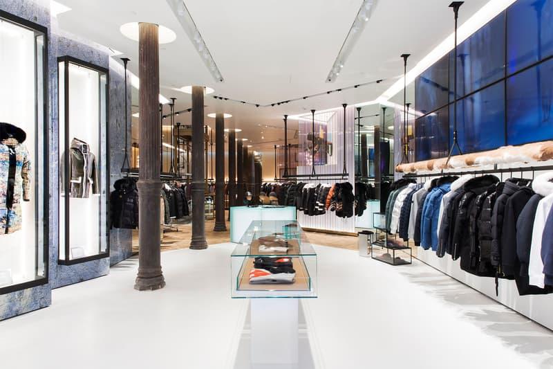 ムースナックルズ カナダ発のプレミアムアウターブランド Moose Knuckles がニューヨークに新旗艦店をオープン