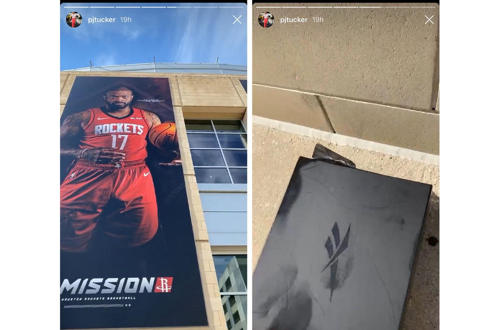 NBAのスニーカーチャンプ PJ・タッカーが一風変わったギブアウェイ企画を実施 pj tucker