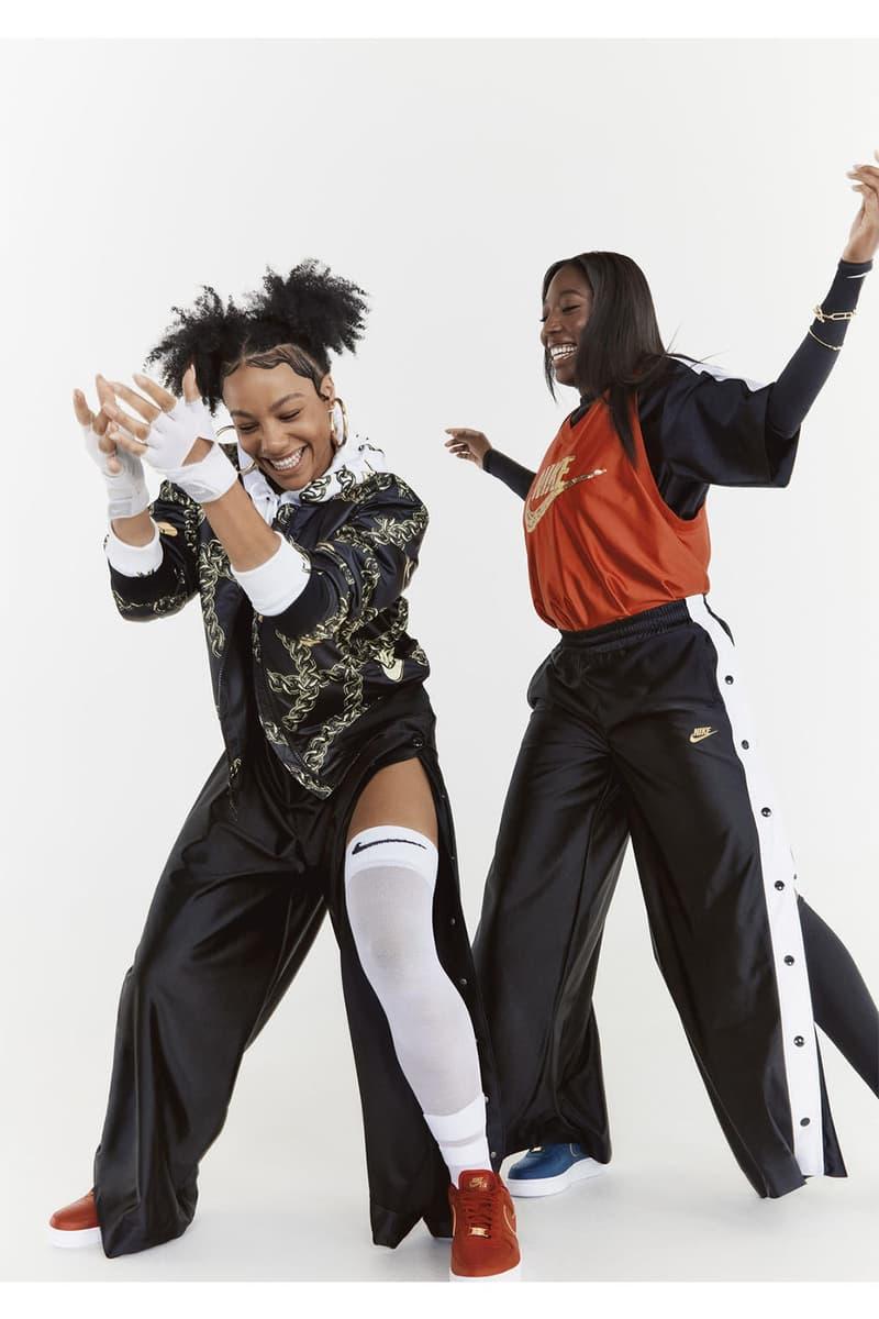 ナイキ Nike がバスケットボールからインスピレーションを得たウィメンズのアパレルコレクションをリリース
