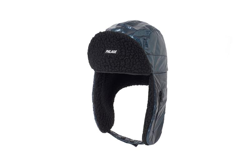 パレス Ultimo 2019 発売アイテム一覧 - ヘッドウェア Palace Ultimo 2019 Hats Full Capsule Collection Headwear First Look Winter Ready Polartec PERTEX 3M Detailing Six Panel Caps Beanies Chenille Embroidery Patches London skatewear