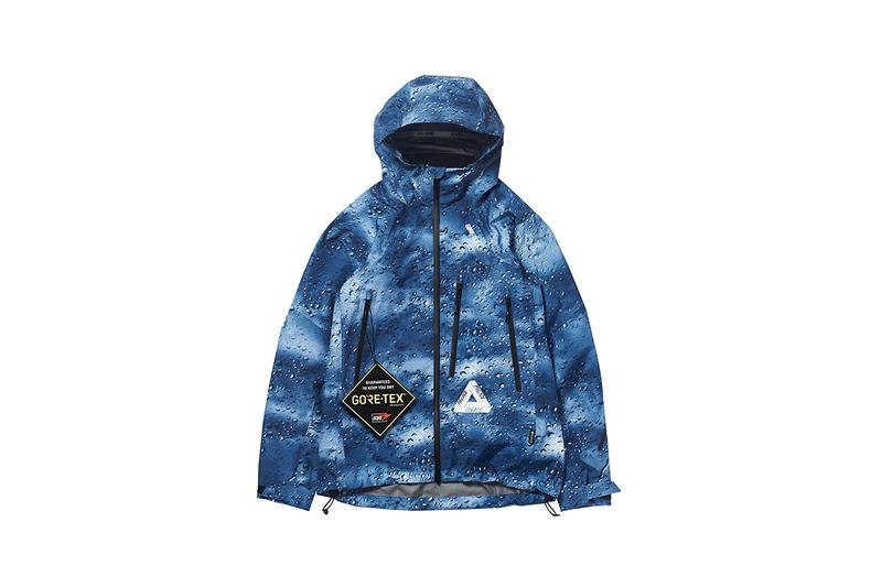 palace ultimo 2019 tracksuits polartec camouflage gore tex release information buy cop purchase order details skateboards london la new york tokyo
