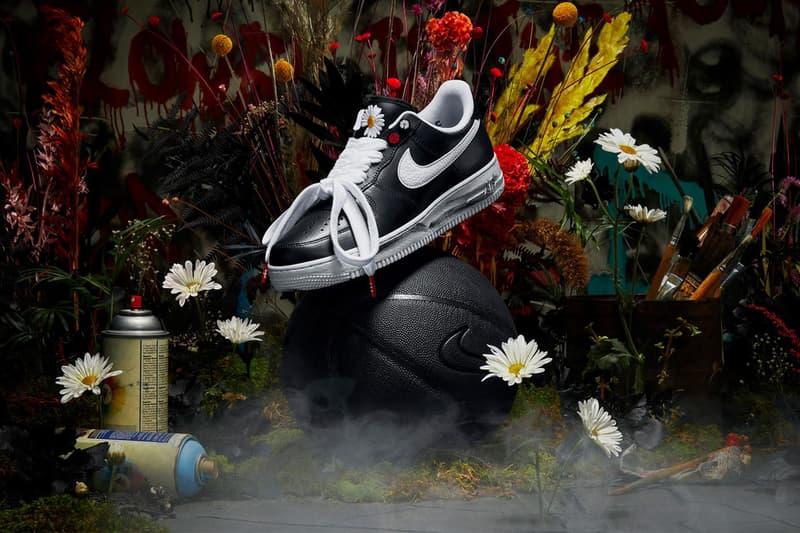 "Gドラゴン x ナイキ エアフォース1の公式情報が解禁 G-DRAGON と Nike による Air Force 1 ""Para-noise"" のオフィシャル情報が解禁"