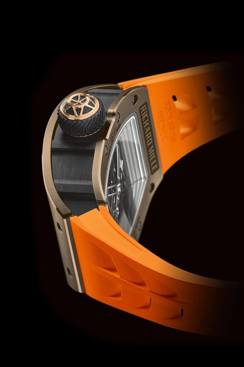 Pharrell Williams ファレル・ウィリアムス x Richard Mille リシャールミル RM 52-05 Watch 腕時計 Info AP audemars Piguet コラボ