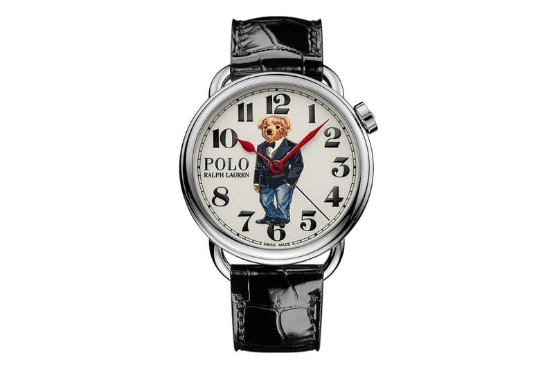 Ralph Lauren ラルフローレン New Polo Bear ポロベア Watch Release polo bear  新作 腕時計 ウォッチ