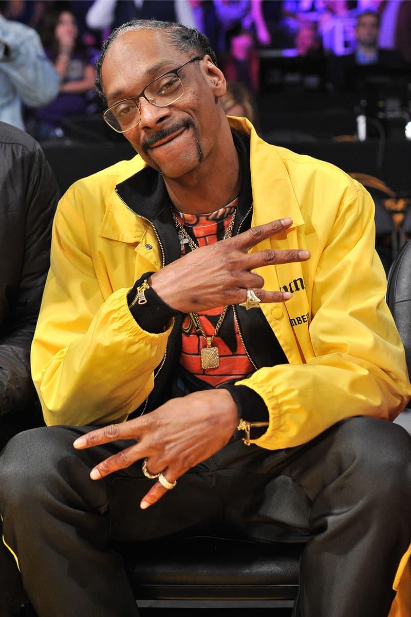 スヌープドッグ Snoop Dogg がNBAの解説者に転職?