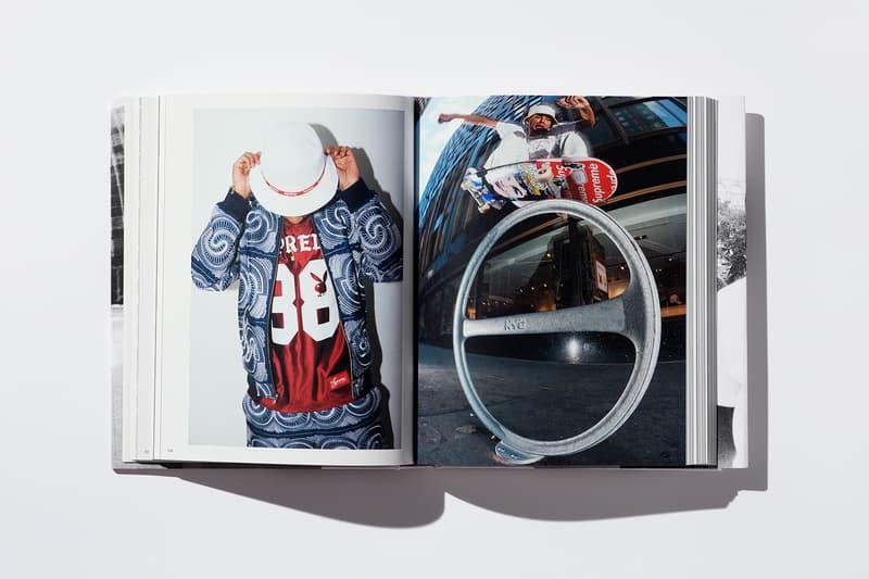 シュプリーム Supreme が2010年から2018年までのブランドの歩みを振り返るビジュアルブック第2弾をリリース