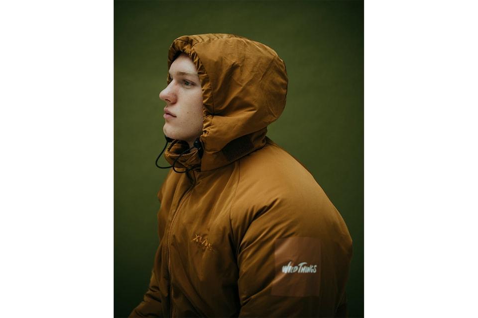XLARGE x WILD THINGS から冬場に活躍間違いなしのアクティブジャケットが発売決定