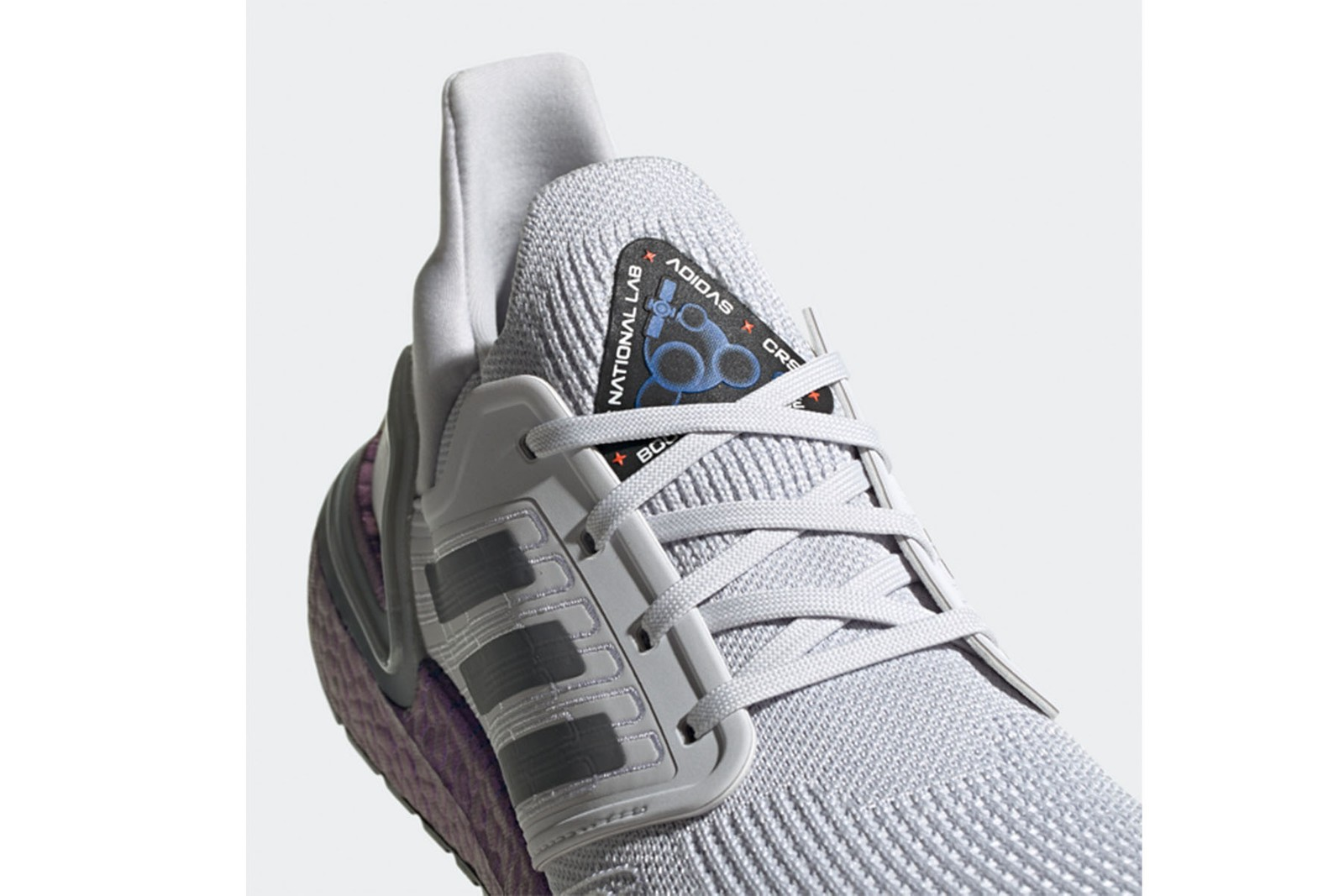 adidasのBOOSTが国際宇宙ステーションに行く? adidas's BOOST outreaching to ISS