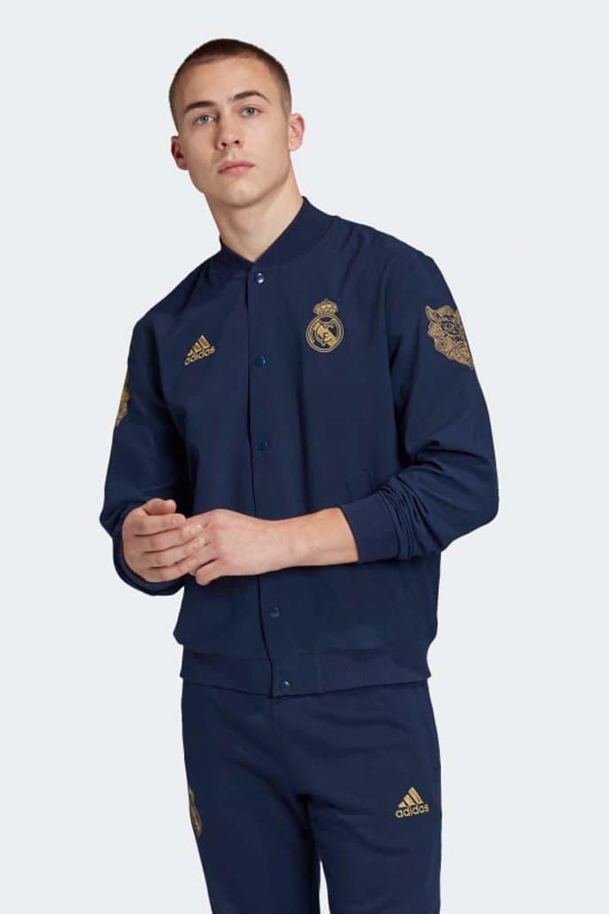 アディダス adidas × レアル・マドリード 2020年を祝したカプセルコレクションを発表 adidas' Real Madrid Chinese New Year Football Kits soccer football 2019 20 crewneck la liga gareth bale Karim Benzema