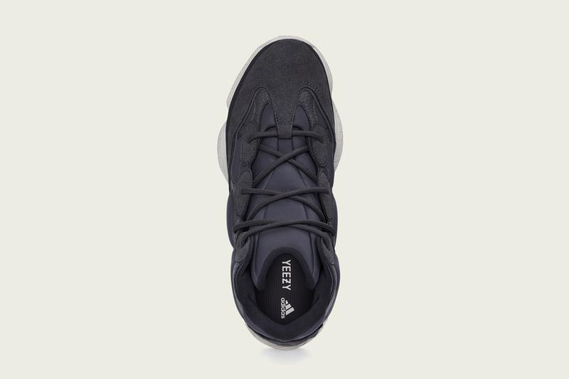 "YEEZY 500 High ""Slate"" 国内発売情報解禁 「adidas + KANYE WEST」released information about the new ""YEEZY 500 HIGH SLATE"""