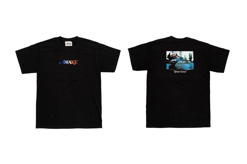 アウェイク ニューヨーク Awake NYより2019年秋冬シーズンの2ndデリバリーアイテムが到着 Awake NY FW19 Collection Second Drop  Mafia K'1 Fry POUR CEUX Paris French New York hoodies shirts tee socks flannels butterflies