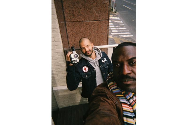 Back to Film:Vince Staples のぶらり東京探訪