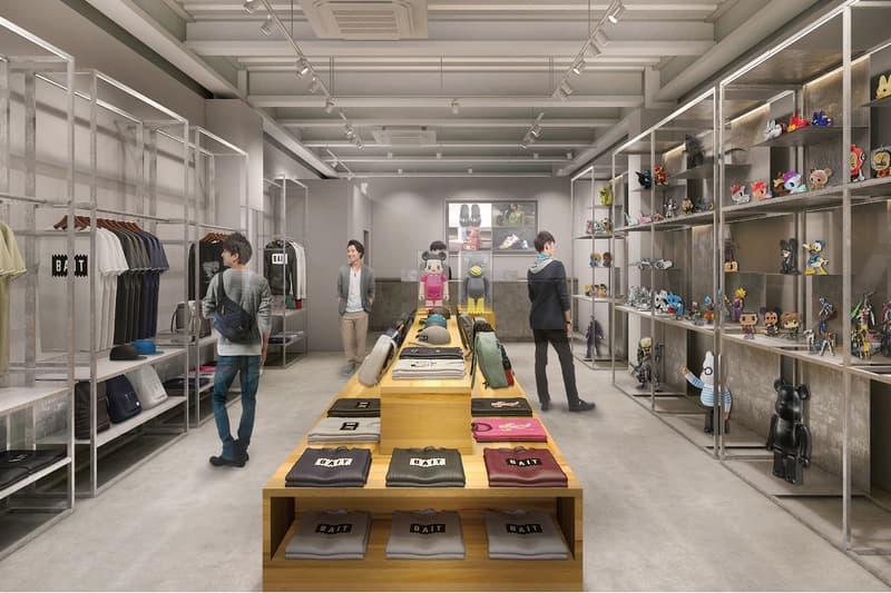 ベイト カリフォルニア発の BAIT が日本国内2号店を大阪・ミナミにオープン