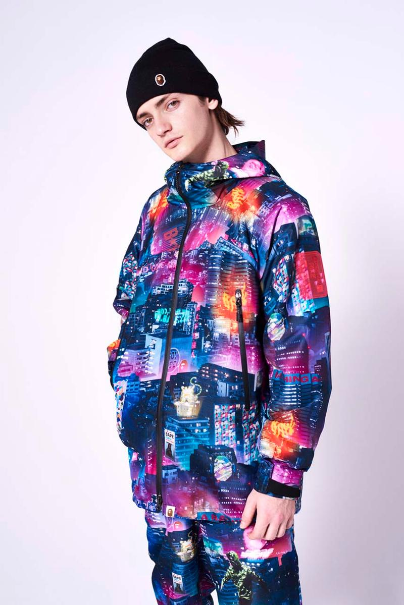ベイプ BAPE®️ 2020年春夏コレクションのルックブックが公開 BAPE Spring/Summer 2020 Collection Lookbook ss20 japan release date ape head logo menswear camouflage