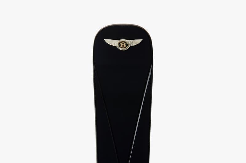 Bentley Motors ベントレー x Bomber Ski ボンバースキー 24金 ラグジュアリー スキー 限定 セット Release 24-Karat Gold Skis  luxury olympics Italian New York Bode Miller