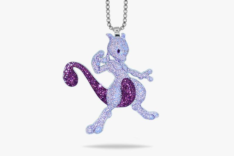 Brownsが Dan Lifeとのエクスクルーシブカプセルコレクションを発表 dan live browns swarovski yeezy crystal balenciaga triple s gucci versace chain reaction jewelry necklace chain buy cop purchase pokemon mewtwo squirtle release information