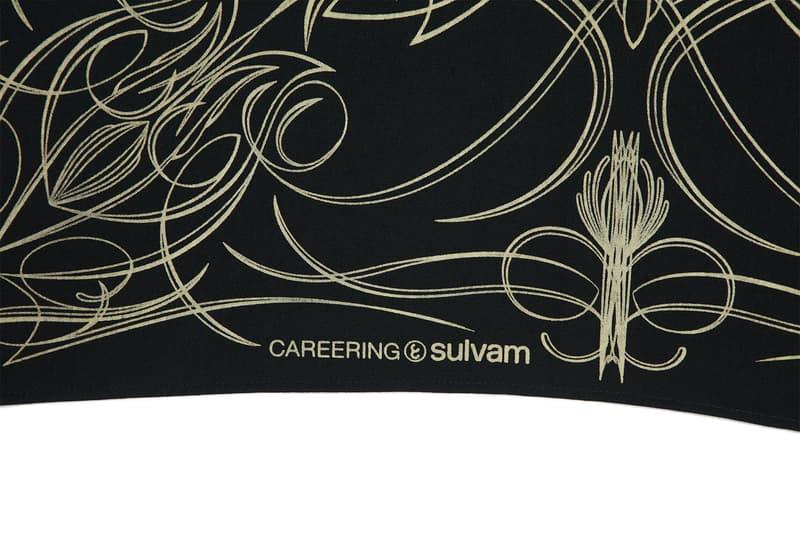 キャリアリング x サルバム CAREERING x sulvam による初コラボレーションの全貌が解禁