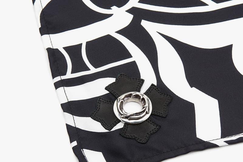 クロムハーツ Chrome Hearts Art Basel Miami 2019 Exclusive Capsule collection graphic drop release date info menswear womenswear