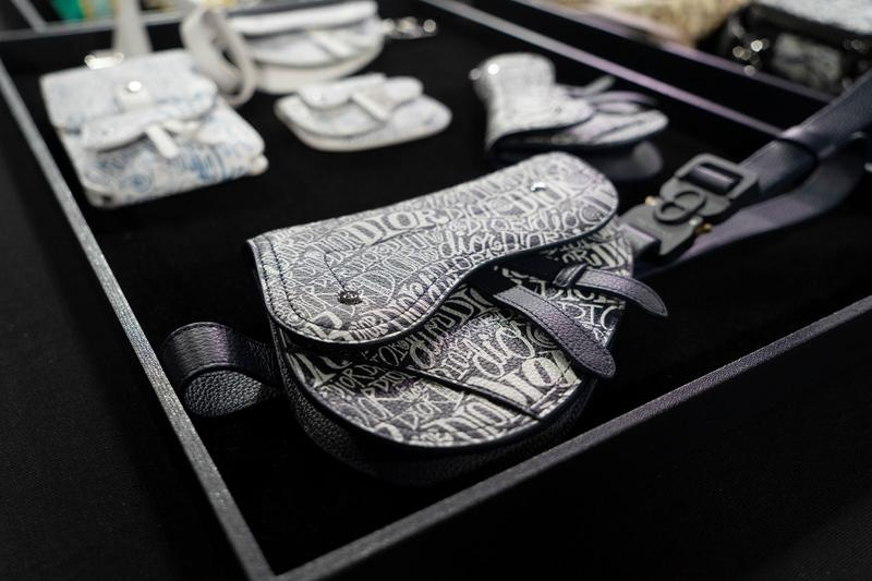 ディオール 話題のAJ1コラボもお披露目された DIOR 2020 メンズ フォール コレクションのバックステージに潜入