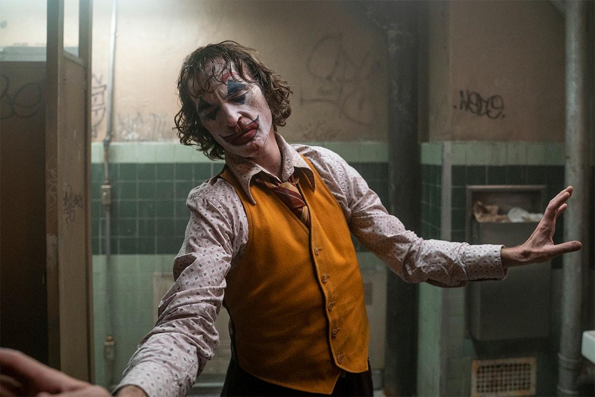 映画『ジョーカー』のデジタル配信および DVD & Blu-Ray の発売が開始